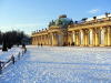 Sanssouci im Winter